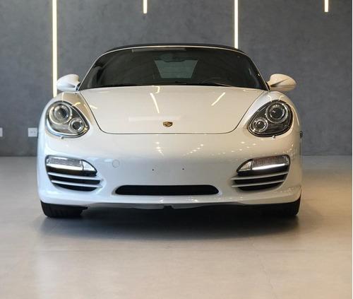 Porsche Boxster 2.9 Branco 2011/12