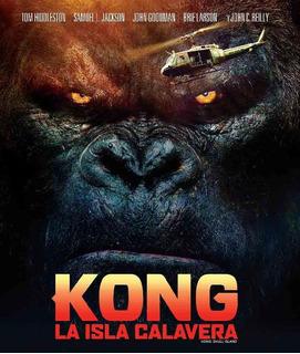 Blu-ray - Kong - La Isla Calavera