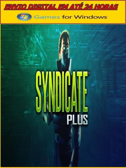 Syndicate Plus Pc Digital Envio Grátis