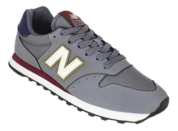 Tênis New Balance 500 - 100% Original Com Nota Fiscal