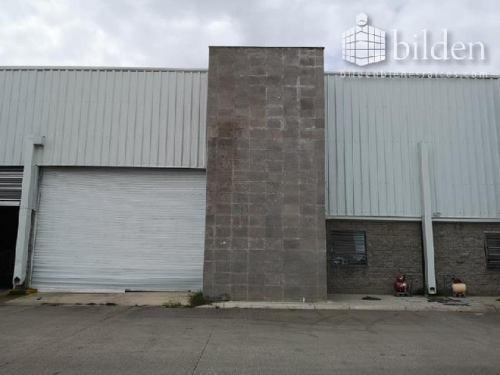 Bodega Comercial En Renta Ciudad Industrial Durango