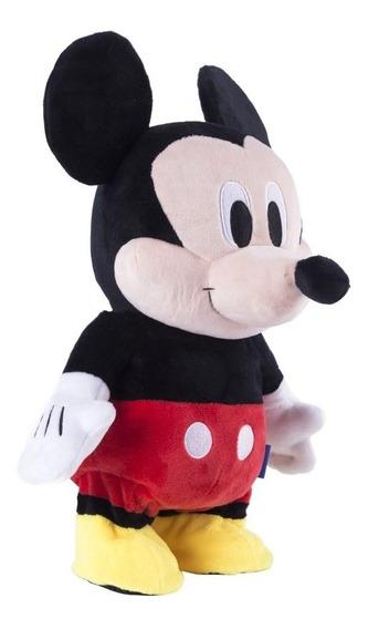 Peluche Camina Mickey 30cm Disney