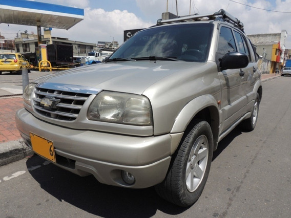 Chevrolet Grand Vitara 2.000cc Aa Mt Abs Fe
