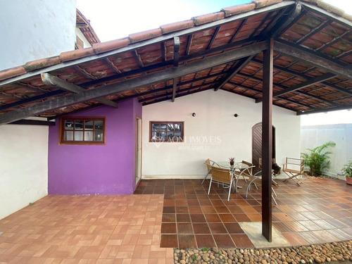 Imagem 1 de 30 de Casa Com 4 Dormitórios, 250 M² - Venda Por R$ 1.400.000,00 Ou Aluguel Por R$ 7.000,00/mês - Itapuã - Vila Velha/es - Ca0093