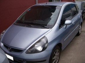 Honda Fit Ex 1.5 5p 2005 Manual