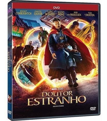 Dvd: Doutor Estranho - Original Lacrado