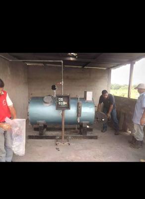 Frabricacion De Calderas A Vapor Para Quesera 04245642497