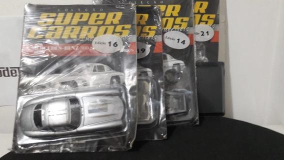 Coleção Super Carros Inesqueciveis Mercedes Bens