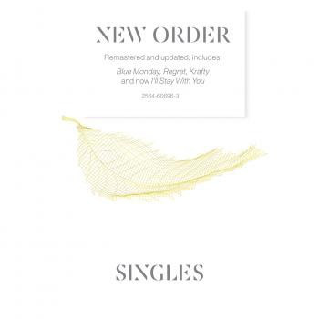 Cd New Order, Singles - 2 Cds