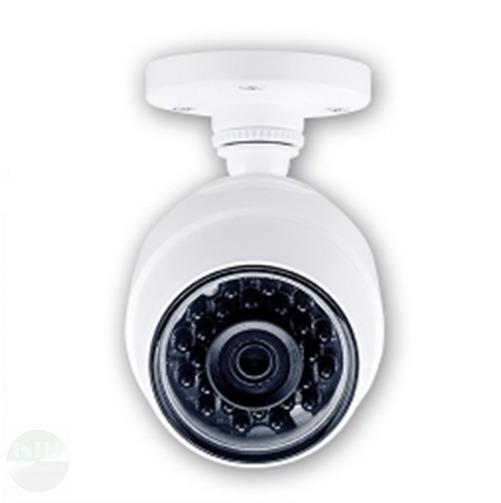 Camera De Segurança Wi-fi Hd Mibo Ic5 Externa Wifi Intelbras