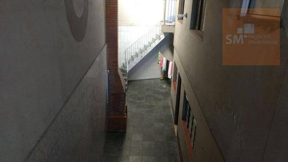 Casa Com 5 Dormitórios À Venda, 379 M² Por R$ 460.000 - Vila Nogueira - Diadema/sp - Ca0265