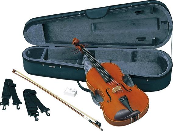 Yamaha Va5s Viola 16 Estuche Arco Resina Orquesta