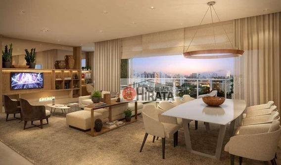 Apartamento Com 4 Dormitórios À Venda, 181 M² Por R$ 1.921.990 - Cambuí - Campinas/sp - Ap2001