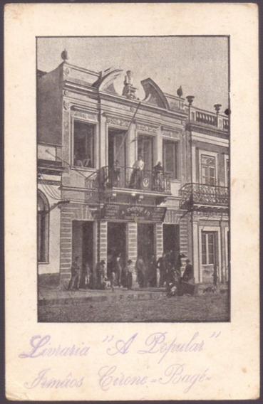 Bagé - Livraria A Popular - Irmãos Cirone - 25091931