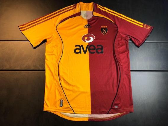 Camisa Galatasaray 2005-2006 Tam G (77/81x58) Ótimo Estado