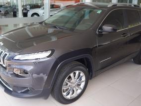 Cherokee 3.2 Limited 4x4 V6 24v Gasolina 4p Automático