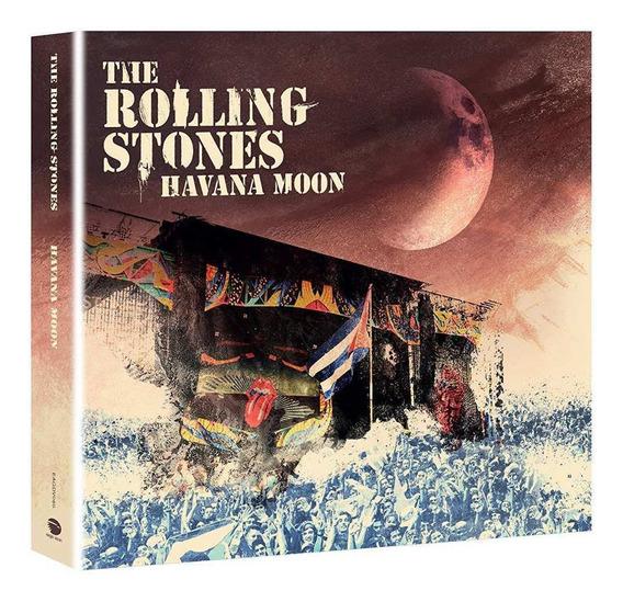 Rolling Stones - Havana Moon [2cd+dvd] Digipack Original Lac