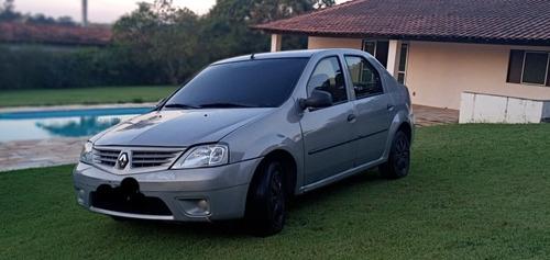 Renault Logan 2008 1.6 Expression Hi-torque 4p