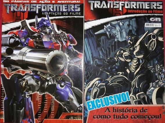 Transformers Introdução E Adaptação Do Filme Excelentes