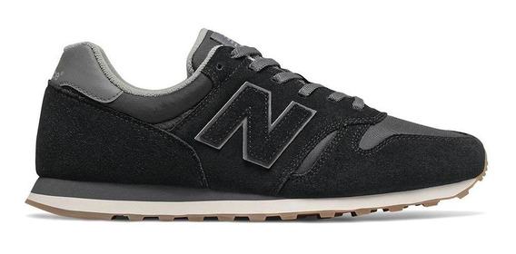 Tênis New Balance Ml373sa 373 Casual Preto Masculino