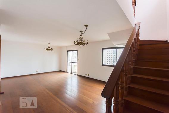 Apartamento À Venda - Moema, 4 Quartos, 100 - S893040018