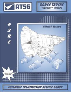 42re A500 Manual De Reparacion Transmision Automatica 42re