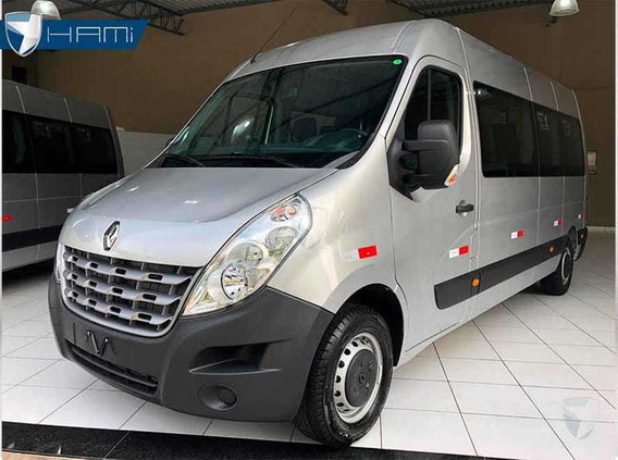 Renault Master L3h2 Executiva 2020 Prata