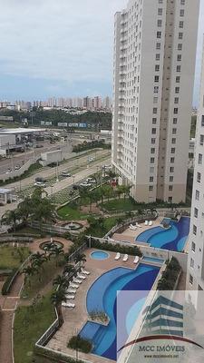 Apartamento 89m² A Venda Mobiliado No Vita Residencial Club