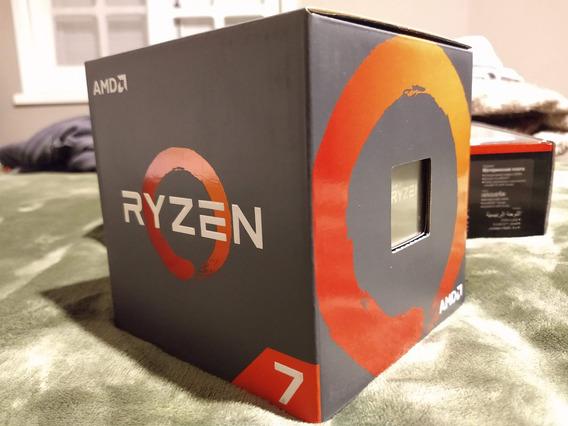 Processador Amd Ryzen 7 1700 3.0ghz Octa-core 20mb Cache Am4