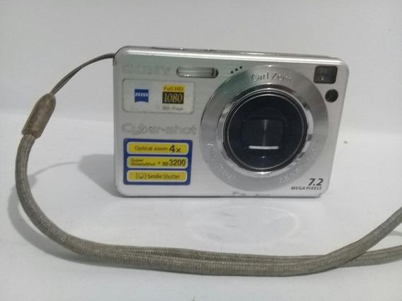 Câmera Sony Cyber-shot Dsc Modelo W120