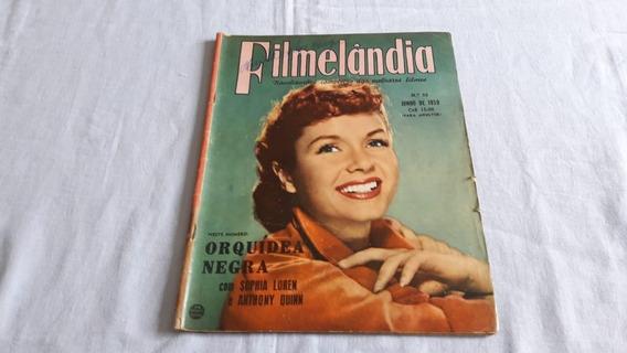 Revistas Filmelandia Nº 55 - Junho 1959 - Raridade