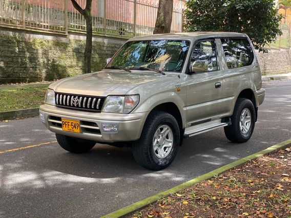 Toyota Prado Sumo 3p Ego