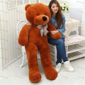 Urso Gigante Pelucia Teddy Bear - 1 Metro E 20cm.