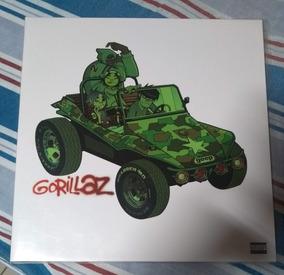 Lp Vinil Gorillaz - Demon Days Duplo