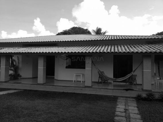Casa Na Estrada Do Côco 4/4 Para Venda - 93150848