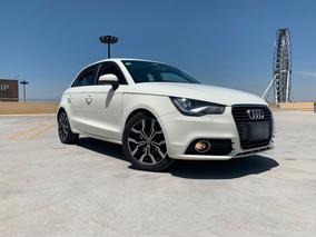 Audi A1 2013 1.4 Sportback Ego Mt Xenon 4 Puertas Led Turbo
