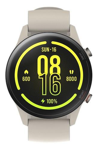 Reloj Inteligente Mi Watch Beige Xiaomi