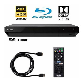 Sony 4k Ultra Hd Blu Ray Player Con 4k Hdr Y Cable Hdmi Dolb