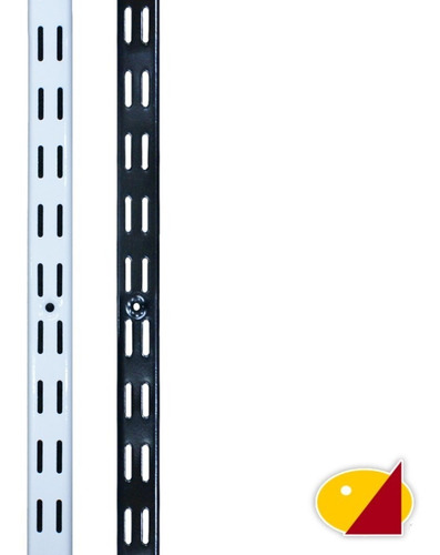 Rieles De 2m - Rieles Y Mensulas Encaje Rapi-estant