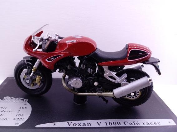Miniatura De Moto Voxan V 1000 Cafe Racer