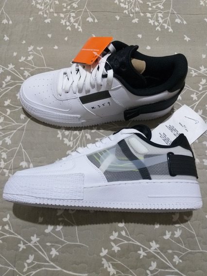 Precinho E Frete Gratis- Nike Air Force 1 Type N.354 - 42br