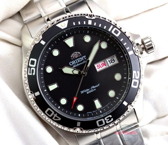 Relógio Orient Automático Ray 2 Mergulho Faa02004b9