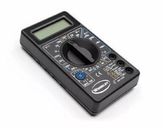 Tester Digital Multimetro 200-750v Wembley 2694