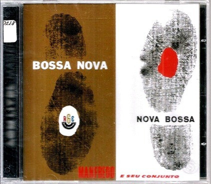 Cd / Manfredo Fest E Seu Conjunto (1963) Bossa Nova (lacrado