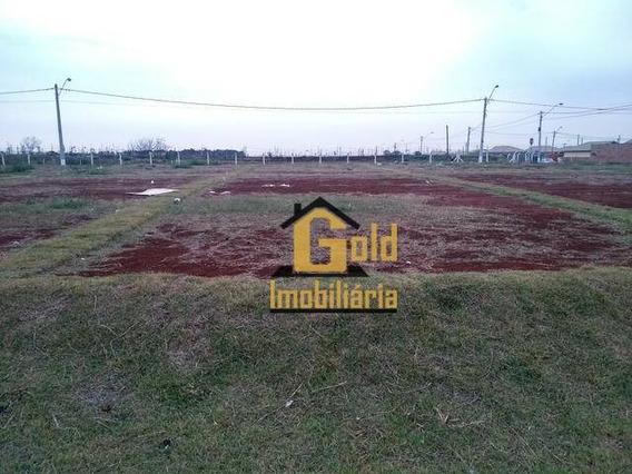 Terreno 169 M² Para Venda R$ 120.000,00 - Jd. Cristo Redentor - Ribeirão Preto Sp - Te0114