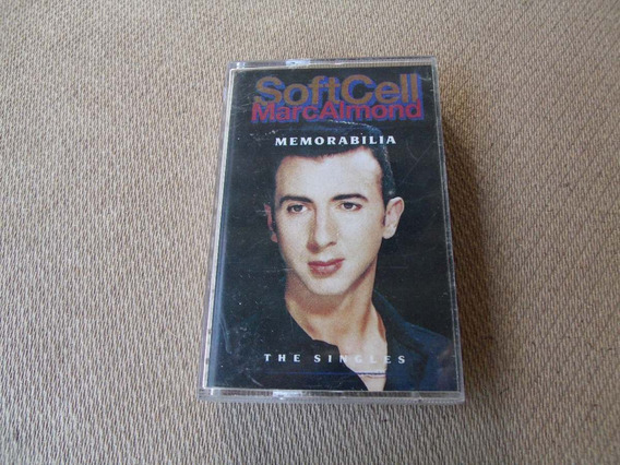 Soft Cell & Marc Almond - Memorabilia / The Singles - K7