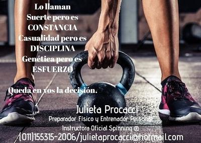 Personal Trainer Nueva Córdoba