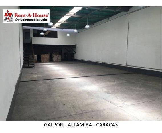 Galpón En Venta - Altamira Mls# 20-12286