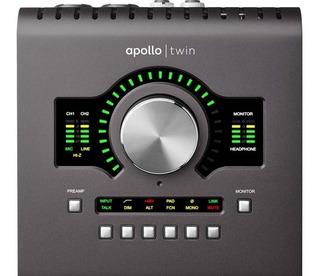 Universal Audio Apollo Twin Duo Mk2 Thunderbolt Duo Core