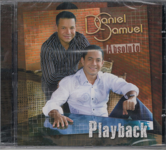 Playback Daniel & Samuel - Absoluto [original]